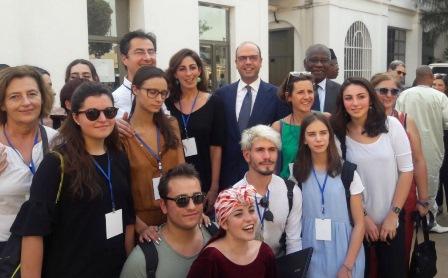 ALFANO IN GUINEA: PRESTO L'AMBASCIATA A CONAKRY