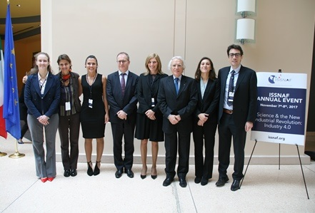 L'ISSNAF PREMIA I RICERCATORI ITALIANI IN NORD AMERICA