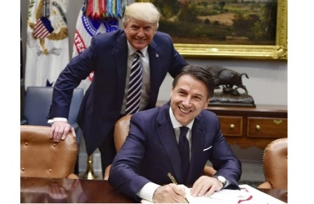 NUOVO DIALOGO STRATEGICO TRA ITALIA E USA