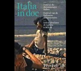 FESTIVAL ITALIA IN DOC: AL BOZAR DI BRUXELLES IL MEGLIO DEL DOCUMENTARIO ITALIANO