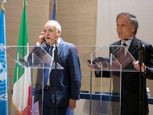 ITALIA – LIBIA: MOAVERO MILANESI INCONTRA GHASSAN SALAMÉ