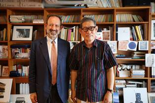 SEOUL: L'AMBASCIATORE DELLA SETA AL PAJU BOOK CITY