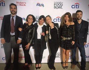 L'ITALIA CON L'ENIT AL LOS ANGELES FOOD BOWL 2018