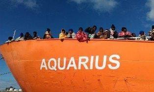 NAVE AQUARIUS/ GRANDI (UNHCR) ELOGIA LA SPAGNA