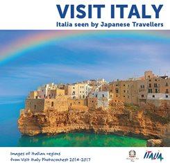 """""""L'ITALIA VISTA DAI GIAPPONESI"""" IN UN LIBRO FOTOGRAFICO PUBBLICATO DA ENIT TOKYO"""