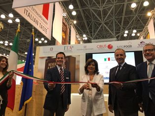 EXTRAORDINARY ITALIAN TASTE PROTAGONISTA AL SUMMER FANCY FOOD 2018 DI NEW YORK