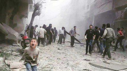 7 ANNI DI GUERRA IN SIRIA: MUOIONO SEMPRE PIÙ BAMBINI