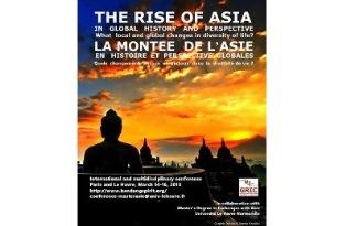 L'ASCESA DELL'ASIA: L'EURISPES ALLA CONFERENZA INTERNAZIONALE DI PARIGI