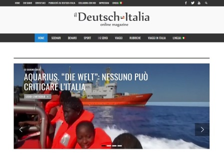"""DIE WELT"": NESSUNO PUÒ CRITICARE L'ITALIA"