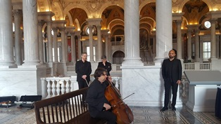 IL QUARTETTO DI CREMONA DEBUTTA A WASHINGTON PRESSO LA LIBRARY OF CONGRESS