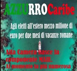 """ONLINE L'ULTIMO NUMERO DI """"AZZURRO CARIBE"""""""