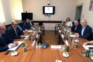 MISSIONE IN SERBIA PER IL PROCURATORE ANTIMAFIA CAFIERO DE RAHO