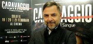 """""""CARAVAGGIO ANIMA E SANGUE"""" MIGLIOR DOCUMENTARIO DELL'ANNO/ GARCÈS VINCE IL GLOBO D'ORO"""