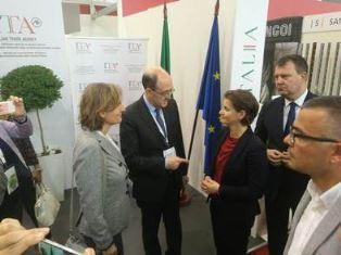 SERBIA: L'ITALIA ALLA FIERA DELL'AGRICOLTURA DI NOVI SAD