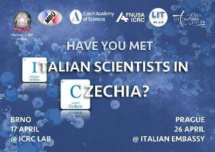 GIORNATA DELLA RICERCA/ SCIENZIATI ACCADEMICI E STUDENTI ITALIANI PRESENTANO LE LORO ESPERIENZE IN REPUBBLICA CECA