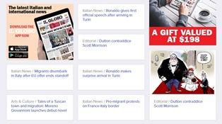AUSTRALIA: DUTTON CONTRADDICE SCOTT MORRISON