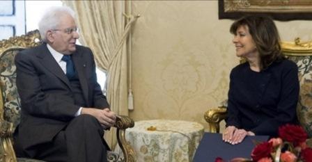 GOVERNO: MATTARELLA CONVOCA ALBERTI CASELLATI