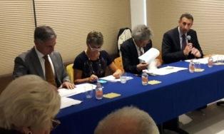 ASSEMBLEA DELL'AIA: REGINA CASALINI CONFERMATA ALLA PRESIDENZA