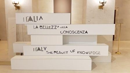"""""""ITALIA: LA BELLEZZA DELLA CONOSCENZA"""" IN EGITTO"""