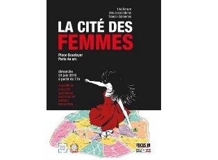 LA CITÉ DES FEMMES: 14° FORUM DELLE ASSOCIAZIONI ITALIANE – di Patrizia Molteni