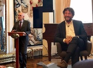 MASERATI E GIOVANNI SOLDINI A LONDRA: DUE ECCELLENZE ITALIANE IN AMBASCIATA