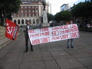 GIORNO DEL RICORDO: IL PC CONTRO LA PRESENZA DI CASAPOUND ALLA COMMEMORAZIONE A LONDRA