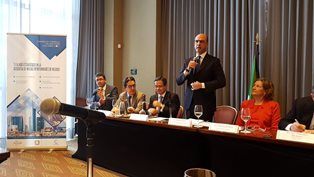 ALFANO IN COLOMBIA: SALTO DI QUALITÀ NELLE RELAZIONI BILATERALI TRA I NOSTRI PAESI