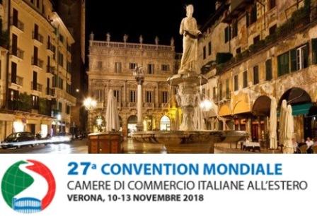 A VERONA LA 27a CONVENTION MONDIALE DELLE CCIE