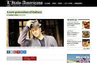 UNA NUOVA GENERAZIONE DI ITALIANI – di Catherine Accardi
