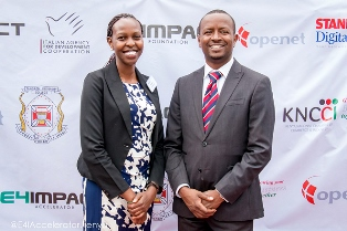 SI ACCENDE LA TRIPLA ELICA DELLO SVILUPPO: AL VIA IN KENYA LE PRIME 20 INIZIATIVE DELL'INCUBATORE E4IMPACT
