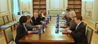 USA-ITALIA SEMPRE INSIEME PER GARANTIRE LA SICUREZZA: MINNITI INCONTRA SULLIVAN