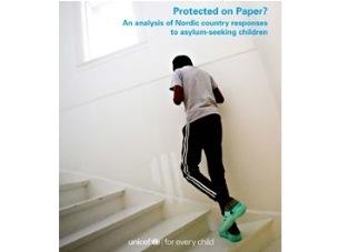 """""""PROTETTI SULLA CARTA?"""": IL RAPPORTO UNICEF SULLA CONDIZIONE DEI BAMBINI RICHIEDENTI ASILO NEL NORD EUROPA"""