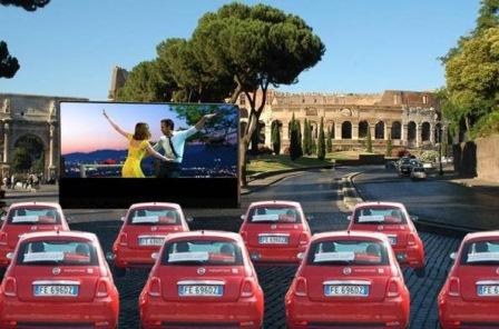 ROMA CAPITALE DELL'INDUSTRIA AUDIOVISIVA