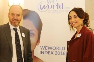CARMENATI (AICS) AL WEWORLD INDEX 2018: ANCORA LUNGA LA STRADA PER UN'EDUCAZIONE INCLUSIVA ANCHE IN ITALIA