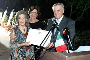 L'AMBASCIATA D'ITALIA AD AMMAN CELEBRA LA FESTA NAZIONALE