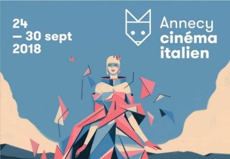 "A SETTEMBRE TORNA ""ANNECY CINEMA ITALIEN"""