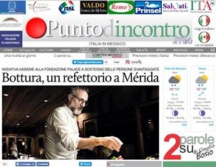 BOTTURA: UN REFETTORIO A MÈRIDA – di Massimo Barzizza