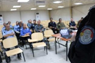 MISSIONE IN IRAQ: CARABINIERI ADDESTRANO FORZE DI POLIZIA IRACHENE E CURDE