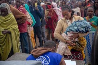 ETIOPIA: DA FARNESINA E AICS 500.000 EURO PER ASSISTENZA AGLI SFOLLATI