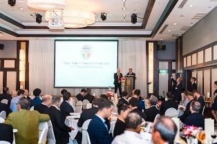 A BANGKOK L'ANNUAL GENERAL MEETING DELLA CAMERA DI COMMERCIO ITALO-THAILANDESE