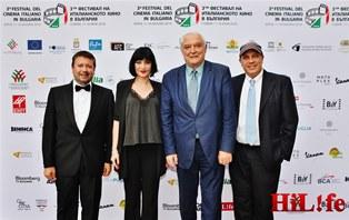 CONCLUSO CON SUCCESSO IL 3° FESTIVAL DEL CINEMA ITALIANO IN BULGARIA DEDICATO ALLA PUGLIA