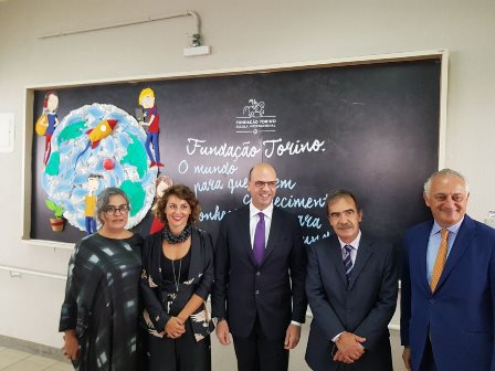 IL MINISTRO ALFANO A BELO HORIZONTE