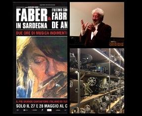 """FABER IN SARDEGNA"": GIANFRANCO CABIDDU PRESENTA IL SUO DOCUMENTARIO A BERNA"