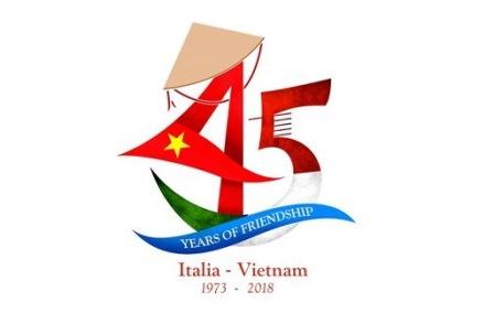 45° RELAZIONI DIPLOMATICHE FRA ITALIA E VIETNAM