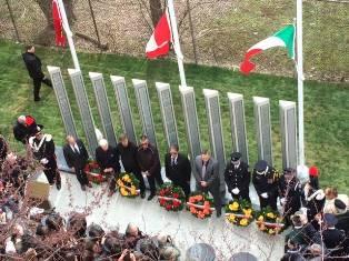"""""""THE ITALIAN FALLEN WORKERS MEMORIAL"""": IL 28 APRILE LA COMMEMORAZIONE A TORONTO"""