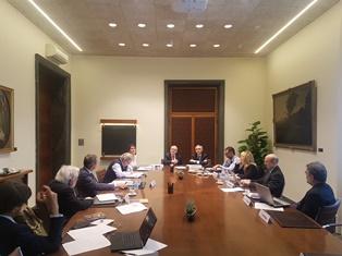 AL CNR LA RIUNIONE DI INSEDIAMENTO DEL COMITATO SCIENTIFICO PER L'ARTICO