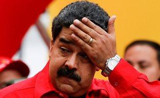 SANZIONI UE: ALTRI GUAI PER IL GOVERNO MADURO