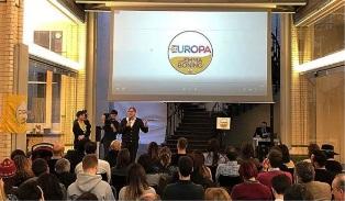 """BRUXELLES HA INCONTRATO I 14 CANDIDATI DELLA LISTA """"PIÙ EUROPA CON EMMA BONINO"""""""