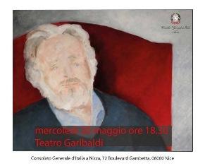 """""""OLTRE A TRIESTE"""": IL LIBRO DI GIORGIO ROSSO CICOGNA AL CONSOLATO GENERALE A NIZZA"""
