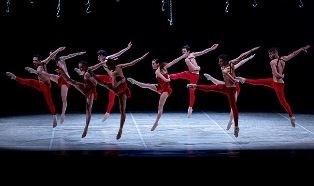 """MM CONTEMPORARY DANCE COMPANY AL FESTIVAL """"CHUTZPAH!"""" DI VANCOUVER"""